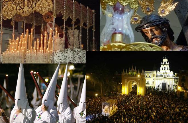 Settimana Santa Siviglia 2019
