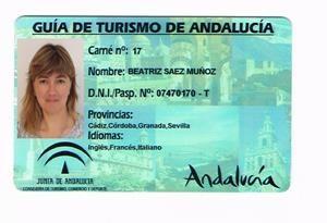 Abilitazione all'esercizio della professione di guida turistica ufficiale