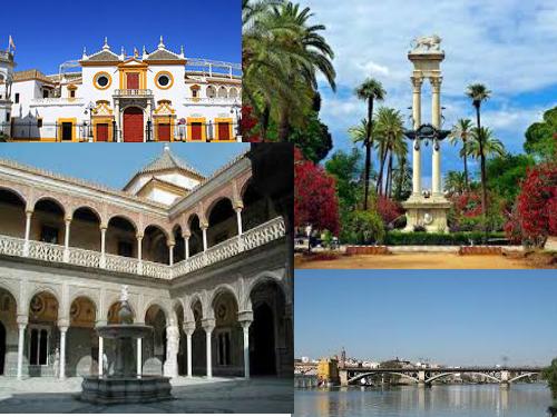 Monumenti a visitare a Siviglia